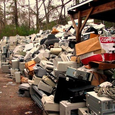 THE MANAGEMENT OF ELECTRONIC WASTE: - Empa